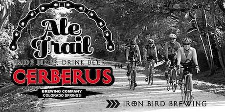 Cerberus Ale Trail to Iron Bird Brewing tickets