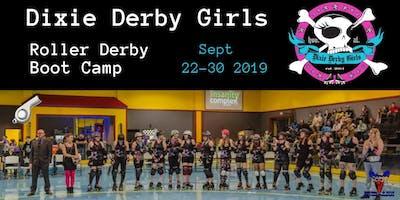 DDG Roller Derby Boot Camp