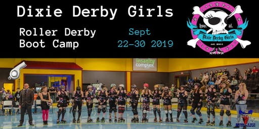 DDG Roller Derby Boot Camp