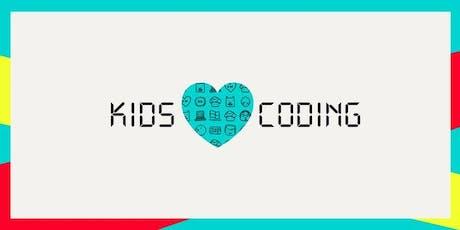 CoderDojo Visé - 01/09/2019 tickets