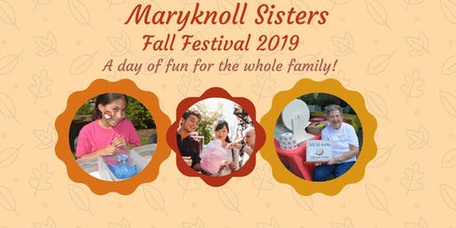 The Maryknoll Sisters Annual Fall Festival