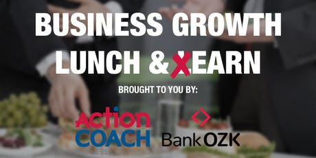 Lunch and Earn | Breaking through growth barriers in your business (Winston-Salem) tickets