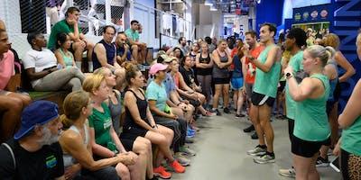 Kursstrategie für den TCS New York City Marathon