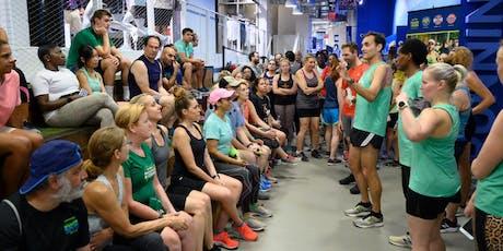 Kursstrategie für den TCS New York City Marathon Tickets