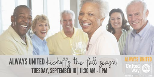 Always United Lunch & Learn: Medicare