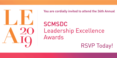 2019 Leadership Excellence Awards tickets