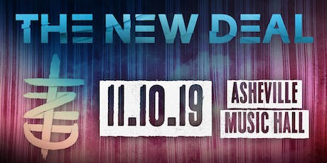 theNEWDEAL | Asheville Music Hall tickets