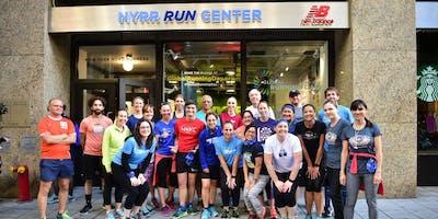 NYRR-Tour der Laufgeschichte von NYC