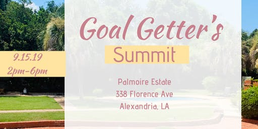 Goal Getters Summit