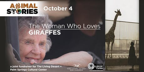 Animal Stories: The Woman Who Loves Giraffes tickets