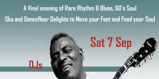 Catch My Drift - RnB & 60s Soul Club. The Royal Oak Bath
