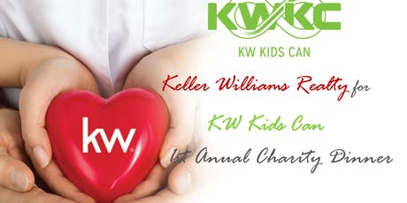 Keller Williams Realty KW Kids Can 1st Annual Charity Dinner tickets