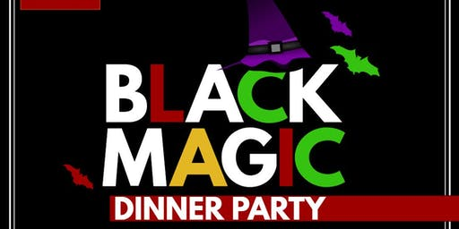 Dinner with RAiN: Black Magic Dinner Party