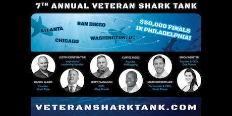 7th Annual Veteran Shark Tank tickets