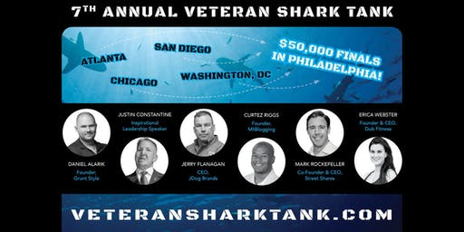 7th Annual Veteran Shark Tank