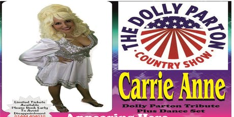 Dolly Parton Tribute show on Wednesday 4th September tickets