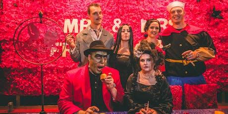 Frakesenstein Manor III with Crux Cigars tickets