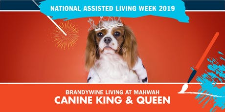 Canine King & Queen tickets