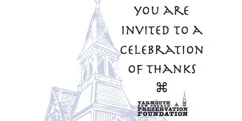Celebration of Thanks