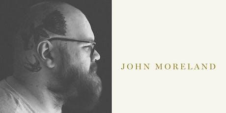 John Moreland  tickets