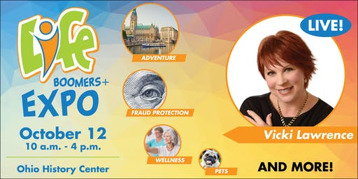 2019 LIFE Expo for Boomers+
