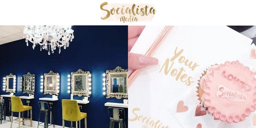 Instagram Training Masterclass Leeds - Socialista Media