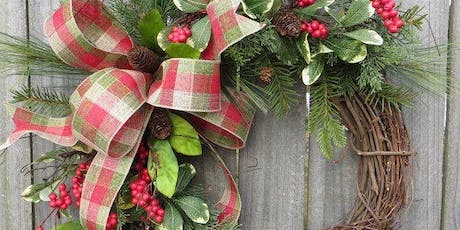 Wreath Workshop - NOV 26 tickets