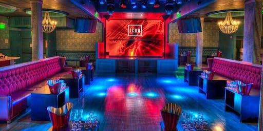 ICON Nightclub Sept.1 (Labor Day Weekend)