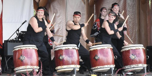 Intermediate Taiko Workshop