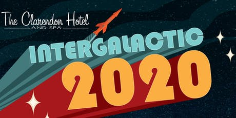 Intergalactic 2020 New Year's Eve Celebration tickets