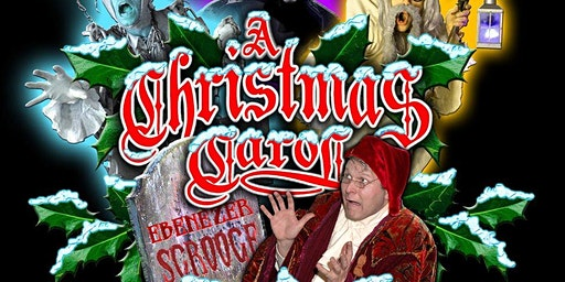 A Christmas Carol Dinner Theatre!