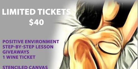Tray Arts Paint Night tickets