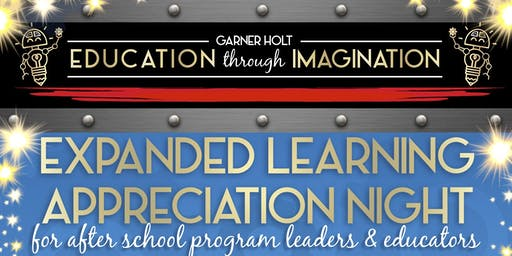 Expanded Learning Appreciation Night
