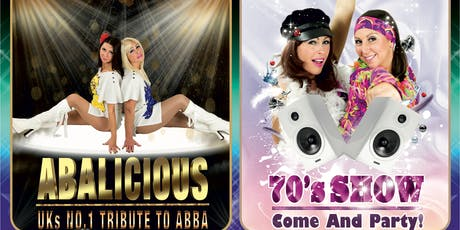 Fundraising ABBA Tribute show on Monday 16th September tickets
