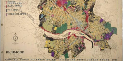 Richmond City Planning: Evolution Through Maps