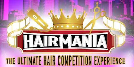HAIRMANIA tickets