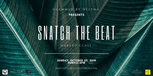 Snatch The Beat Makeup Class