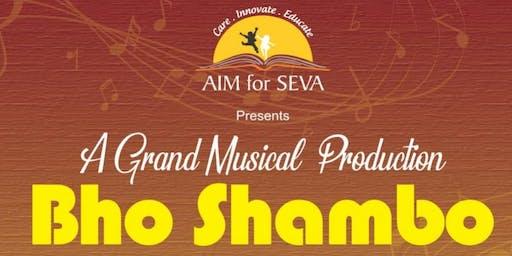 Bho Shambo - AIM for Seva - PA Donor Appreciation event