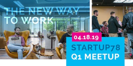 Startup78 Quarterly Meetup - Sports and Active Lifestyles tickets