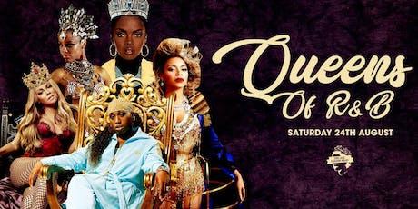 Queens of R&B tickets