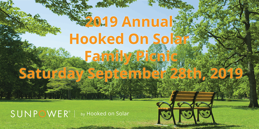 SunPower by Hooked On Solar Family Picnic-2019