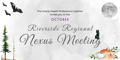 Riverside Regional Nexus Meeting