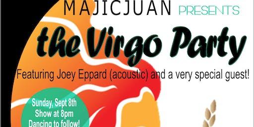 Majic Juan Presents VIRGO PARTY