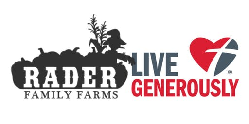 Day of Generosity at Rader Family Farms