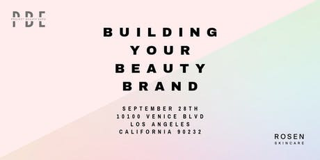 Building Your Beauty Brand tickets