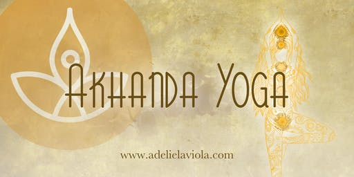 FREE ~ Akhanda Yoga ~ All Levels  ~ 60min
