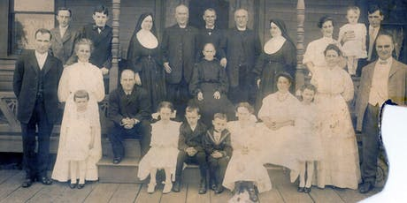 Catholic Resources for Your Family Tree tickets