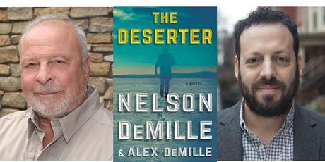 Meet Nelson & Alex Demille at Books & Books! tickets