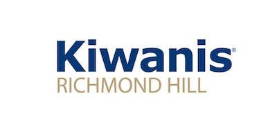 Richmond Hill Kiwanis Charter Event