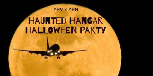 YPV x YPN Haunted Hangar Halloween Party